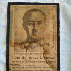 Coleccionismo de Revistas y Periódicos: RECORTE DE LA ALMUDAINA Nª19360. 3 FEBRERO 1938. Lote 161914710