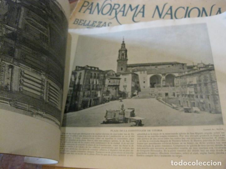Coleccionismo de Revistas y Periódicos: 5 panorama nacional bellezas de españa y sus colonias .H . Miralles nº 5 -8-14-3- 13 - Foto 3 - 162163610