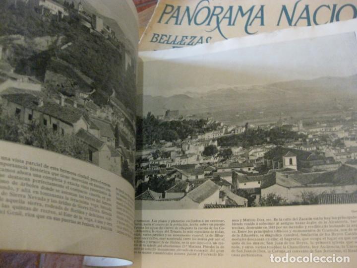 Coleccionismo de Revistas y Periódicos: 5 panorama nacional bellezas de españa y sus colonias .H . Miralles nº 5 -8-14-3- 13 - Foto 4 - 162163610
