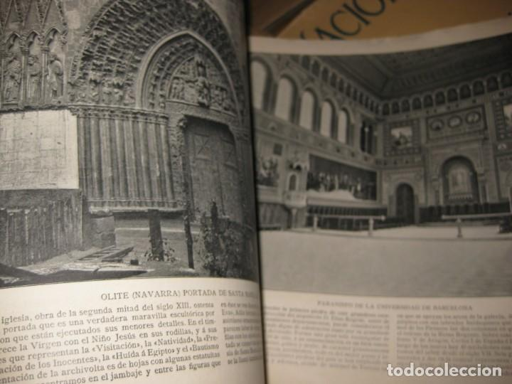 Coleccionismo de Revistas y Periódicos: 5 panorama nacional bellezas de españa y sus colonias .H . Miralles nº 5 -8-14-3- 13 - Foto 9 - 162163610