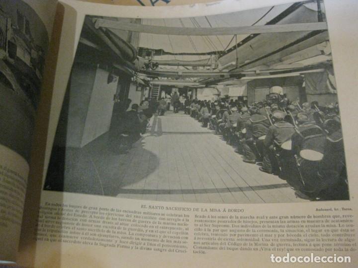 Coleccionismo de Revistas y Periódicos: 5 panorama nacional bellezas de españa y sus colonias .H . Miralles nº 5 -8-14-3- 13 - Foto 10 - 162163610