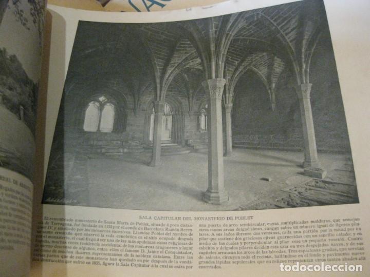 Coleccionismo de Revistas y Periódicos: 5 panorama nacional bellezas de españa y sus colonias .H . Miralles nº 5 -8-14-3- 13 - Foto 11 - 162163610