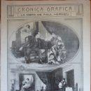 Coleccionismo de Revistas y Periódicos: CRONICA GRAFICA 1902 - 1931. Lote 162211952