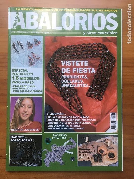 7baf90d56214 Crea con Abalorios. Numero 2
