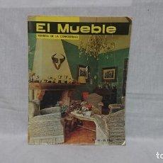 Coleccionismo de Revistas y Periódicos: REVISTA DE LA COMODIDAD EL MUEBLE 1962. Lote 162336478