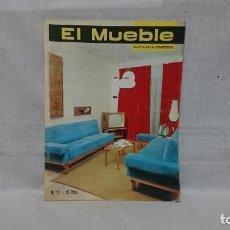 Coleccionismo de Revistas y Periódicos: REVISTA DE LA COMODIDAD EL MUEBLE 1963. Lote 162336622