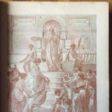 Coleccionismo de Revistas y Periódicos: REVISTA DE LA EXPOSICIÓN VATICANA ILUSTRADA 1887/1889 - LOS 67 NÚMEROS PUBLICADOS. Lote 162394666