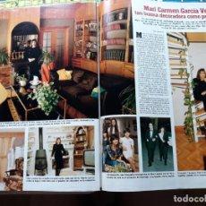 Coleccionismo de Revistas y Periódicos: MARI CARMEN GARCIA VELA. Lote 162399498