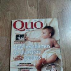 Coleccionismo de Revistas y Periódicos: REVISTA QUO N.4. Lote 162477586