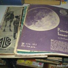 Coleccionismo de Revistas y Periódicos: LOTE DE 44 REVISTAS ALGO. Lote 162492434