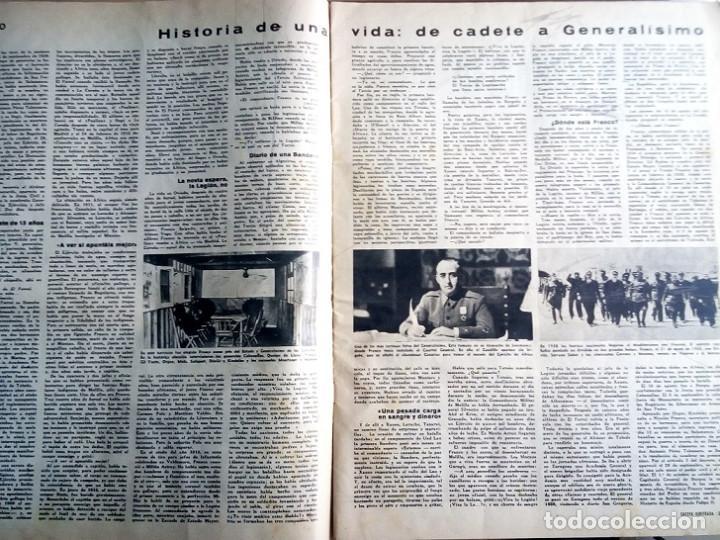 Coleccionismo de Revistas y Periódicos: Revista Gaceta Ilustrada - Foto 2 - 162507182