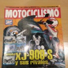 Coleccionismo de Revistas y Periódicos: MOTOCICLISMO N.387 1994 LOS NUEVOS PILOTOS ESPAÑOLES. Lote 162637293