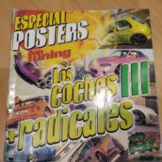 Coleccionismo de Revistas y Periódicos: ESPECIAL PÓSTER TOP TUNING LOS COCHES MÁS RADICALES. Lote 162638393