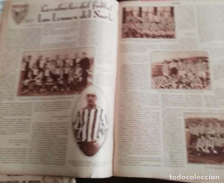 Coleccionismo de Revistas y Periódicos: revista estampa 1930 semana santa cartagena -ath club bilbao-CALVARIOS DE ARTESA SAGUNTO JATIBA - Foto 3 - 162758702