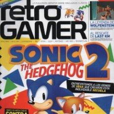 Coleccionismo de Revistas y Periódicos: RETRO GAMER N. 23 - EN PORTADA: SONIC THE HEDGEHOG 2 (NUEVA). Lote 172371625