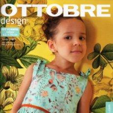 Coleccionismo de Revistas y Periódicos: OTTOBRE DESIGN NIÑOS VERANO 3/2019 (NUEVA). Lote 170663310