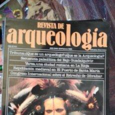 Coleccionismo de Revistas y Periódicos: REVISTA DE ARQUEOLOGIA N 82. Lote 163335522