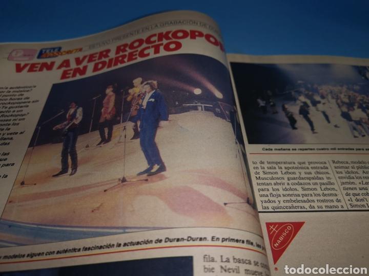 Coleccionismo de Revistas y Periódicos: Revista tele indiscreta, John James y Emma samms número 199 - Foto 2 - 163348330
