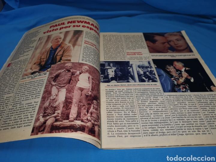 Coleccionismo de Revistas y Periódicos: Revista tele indiscreta, lo que no vimos de julio Iglesias en TV, número 188 año 1988 - Foto 3 - 163396710