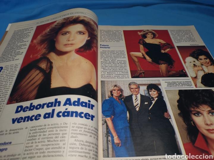 Coleccionismo de Revistas y Periódicos: Revista tele indiscreta, bibi andersen al desnudo, número 174 año 1988 - Foto 3 - 163397737