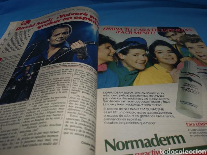 Coleccionismo de Revistas y Periódicos: Revista tele indiscreta, Lorenzo lamas, número 159 - Foto 2 - 163401120