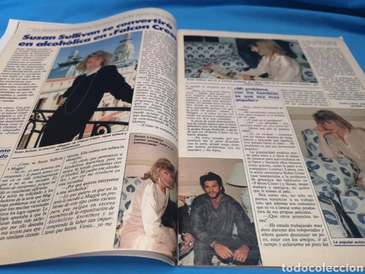 Coleccionismo de Revistas y Periódicos: Revista tele indiscreta, Bill Cosby, numero 160 - Foto 3 - 163401556
