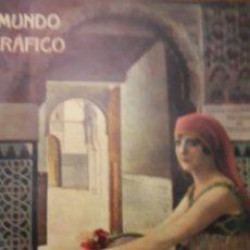 Coleccionismo de Revistas y Periódicos: REVISTA MUNDO GRAFICO. Lote 163600704
