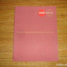 Coleccionismo de Revistas y Periódicos: (TC-201/19) MUY DIFICIL REVISTA ORIGINAL COCA COLA EN ESPAÑOL 1964. Lote 163603274