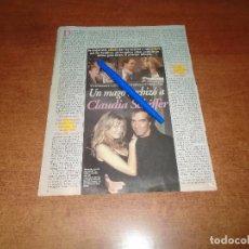 Coleccionismo de Revistas y Periódicos: RETAL 1994: CLAUDIA SCHIFFER. Lote 163630246