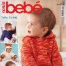 Coleccionismo de Revistas y Periódicos: SONIA BEBE N. 97 - TALLAS 50-140 (NUEVA). Lote 163715222