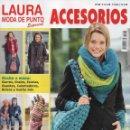 Coleccionismo de Revistas y Periódicos: LAURA MODA DE PUNTO ESPECIAL N. 25 - ACCESORIOS (NUEVA). Lote 163715526