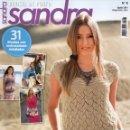 Coleccionismo de Revistas y Periódicos: SANDRA REVISTA DE PUNTO N. 8 - 31 DISEÑOS CON INSTRUCCIONES DETALLADAS (NUEVA). Lote 163715894