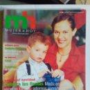 Coleccionismo de Revistas y Periódicos: MUJER DE HOY - MH - Nº 140 SEMANA DEL 15 AL 21 DE DICIEMBRE DE 2001. Lote 163973194