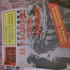 Coleccionismo de Revistas y Periódicos: FUERZA NUEVA REVISTA N 43. DE 1967. Lote 163988302