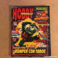 Coleccionismo de Revistas y Periódicos: HOBBY CONSOLAS N°28, AÑO III (ENERO, 1994).. Lote 163993322