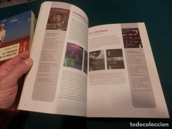 Coleccionismo de Revistas y Periódicos: REVISTAS CULTURALES DE ESPAÑA 2011/2012 - ARCE 119 PAG. - Foto 2 - 164379446