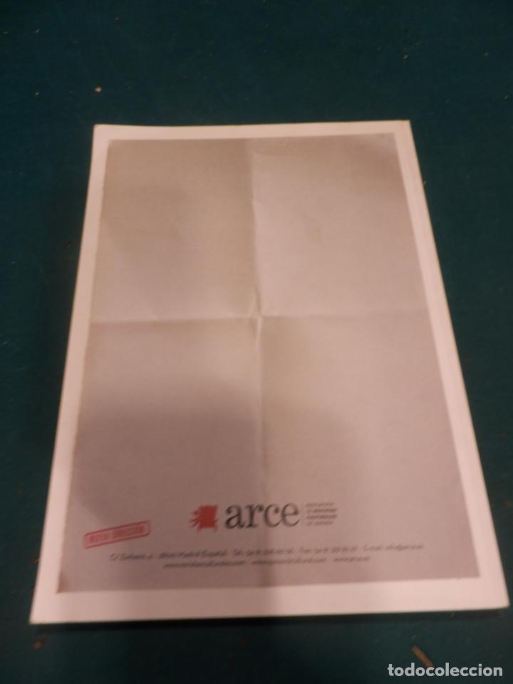 Coleccionismo de Revistas y Periódicos: REVISTAS CULTURALES DE ESPAÑA 2011/2012 - ARCE 119 PAG. - Foto 3 - 164379446