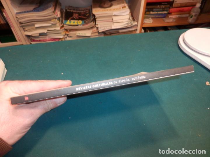 Coleccionismo de Revistas y Periódicos: REVISTAS CULTURALES DE ESPAÑA 2011/2012 - ARCE 119 PAG. - Foto 4 - 164379446