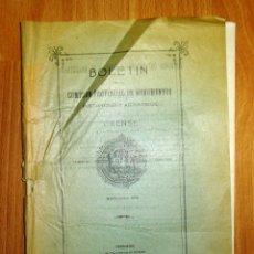 Coleccionismo de Revistas y Periódicos - BOLETÍN de la Comisión de Monumentos Históricos y Artísticos de Orense. Tomo IX, 1930, Nº 192 - 164520062