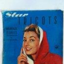 Coleccionismo de Revistas y Periódicos: REVISTA MAGAZINE STAR TRICOTS N 119. Lote 164624232