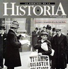Coleccionismo de Revistas y Periódicos: HISTORIA Nº 18 - ABRIL 2000 - LA AVENTURA DE LA HISTORIA. Lote 164651326