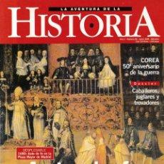 Coleccionismo de Revistas y Periódicos: HISTORIA Nº 20 - JUNIO 2000 - LA AVENTURA DE LA HISTORIA. Lote 164651430