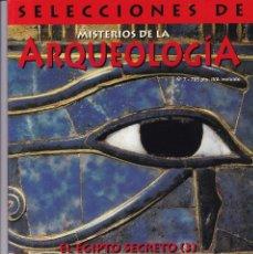 Coleccionismo de Revistas y Periódicos: ARQUEOLOGIA - Nº 7 - SELECCIONES DE MISTERIOS DE LA ARQUEOLOGIA. Lote 164652046