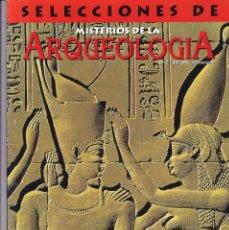 Coleccionismo de Revistas y Periódicos: ARQUEOLOGIA - Nº 2 - SELECCIONES DE MISTERIOS DE LA ARQUEOLOGIA. Lote 164652190