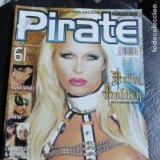 Coleccionismo de Revistas y Periódicos: PIRATE N° 61. REVISTA PARA ADULTOS. Lote 164753558
