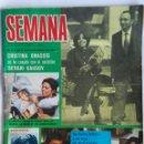 Coleccionismo de Revistas y Periódicos: REVISTA SEMANA N 2008 AGOSTO 1978. Lote 164796109