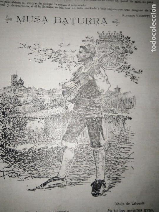 Coleccionismo de Revistas y Periódicos: EL DIARIO DE HUESCA NUMERO EXTRAORDINARIO CONMEMORAR LAS FIESTAS DE SAN LORENZO MIGUEL MOYA - Foto 4 - 164934990