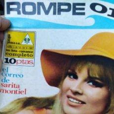 Coleccionismo de Revistas y Periódicos: ROMPEOLAS Nº 6, 1967. Lote 164955330