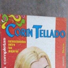 Coleccionismo de Revistas y Periódicos: 3 FOTONOVELAS CORIN TELLADO, SELECCIONADAS ENTRE LAS MEJORES. Lote 164968158