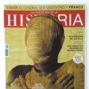 Coleccionismo de Revistas y Periódicos: REVISTA LA AVENTURA DE LA HISTORIA Nº 139, VIDA DE MOMIAS. Lote 165067234